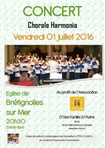 afficge concert Harmonia 2016